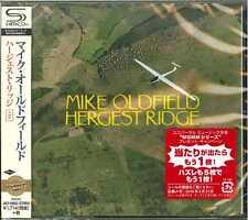MIKE OLDFIELD-HERGEST RIDGE-JAPAN  SHM-CD BONUS TRACK D50