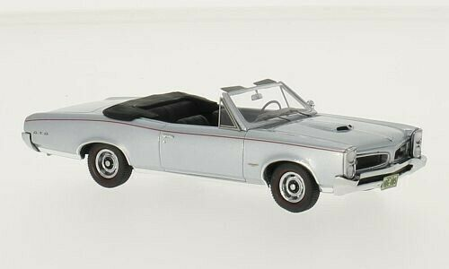 Neo Models Pontiac Gto Converdeible 1966 1 43 46070