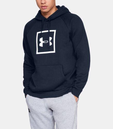 Under Armour Men/'s UA Rival Fleece Logo Hoodie Hooded Sweatshirt