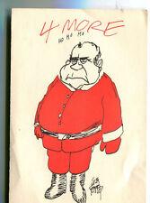 "circa 1971 Jules Pfieffer ""Richard M. Nixon"" Christmas Party GOP"