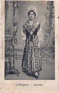 Lorraine-Lothringerin-Femme-Costume-Folklore-1902
