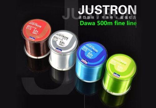 Daiwa 500M Super Nylon Fishing Line Durable Monofilament Sea Mono Fishing Line