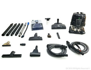 Reconditioned Hyla Est Vacuum Cleaner With Tools Prolux