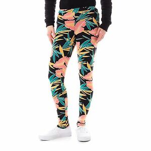 Vans-Chalkboard-Plus-Leggings-Pantalon-de-mujer-Black-Tropic-15514