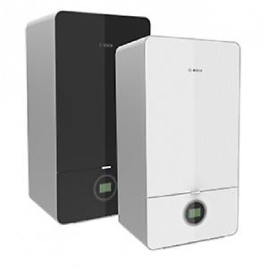 caldaia condensazione junkers bosch condens gc 7000i w 24 c bianca o nera ebay. Black Bedroom Furniture Sets. Home Design Ideas