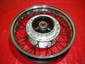 Bello Cerchio Ruota Posteriore J15M/CxMT2.75 Kawasaki El 125 EL125 Roue