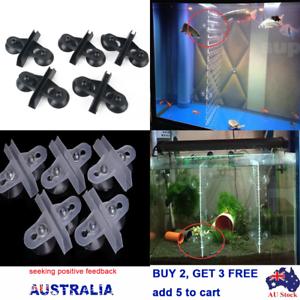 Aquarium-Plastic-Filter-Bottom-Isolate-Board-Divider-Fish-Grid-Sheet-Holder-Tool