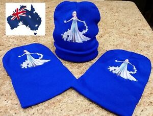 Soft-Winter-Warm-FROZEN-QUEEN-ELSA-Children-Girls-Beanie-Hat-Cool-and-Cute