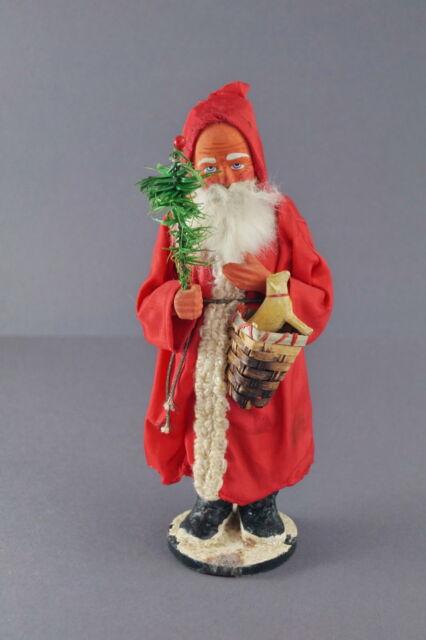 Vintage Santa - Belsnickle - Nikolaus - Candy Container, ca. 1920/1930  (# 5906)