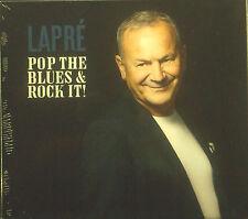 CD LAPRE - pop the blues & rock it! , ovp