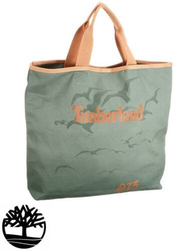 Timberland M2675 Tote Canvas 313 Bag Shopper Ladies Earthkeepers grnqZfg