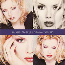 KIM WILDE : THE SINGLES COLLECTION 1981-1993 / CD (CLUB EDITION)