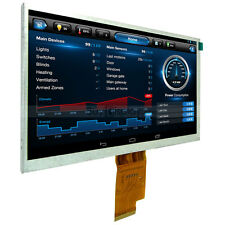 7 Inch 1024x600 Tft Lcd Display Optional Resistivecapacitive Touch At070tna2