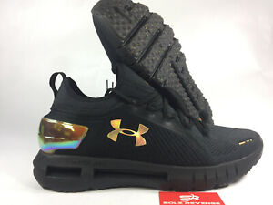 the best attitude 0ef09 07dbf Details about New UNDER ARMOUR HOVR PHANTOM SE 22275100 Jet  Gray/Black/Black Running Shoes c1