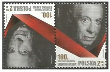 POLEN 2017 Stamps 100. anniversary of births of Erwin Axer