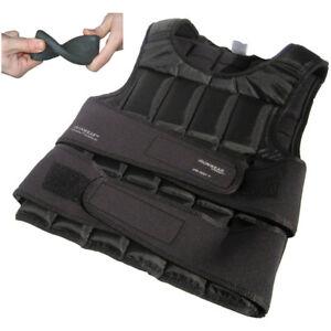 ironware® Gewichtsweste FLEX-METAL / Soft-Metal Trainingsweste Fitness 9-17 kg