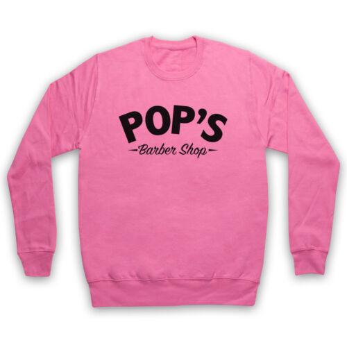 POP/'S BARBER SHOP UNOFFICIAL LUKE POWER MAN CAGE MARVEL ADULTS /& KIDS SWEATSHIRT
