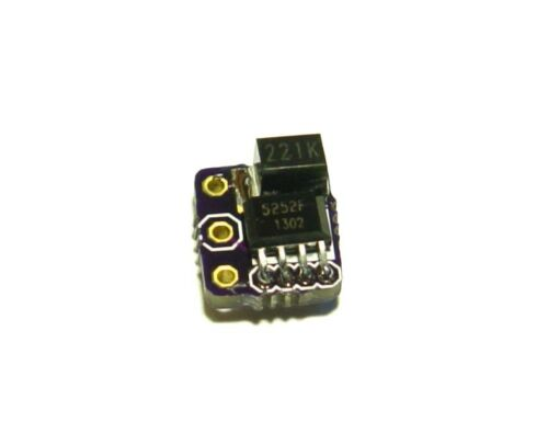 No toroid inductor. NEW Joule Thief SMD DC//DC 3528 white Led flashlight
