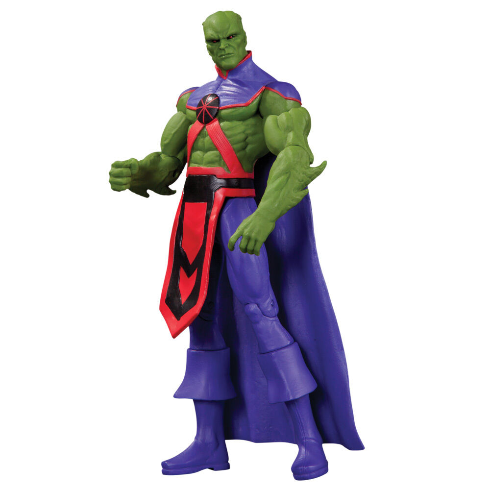 DC Collectibles Justice League Martian Manhunter Action Figure  nouveau 52 nouveau SEALED  vente discount en ligne bas prix