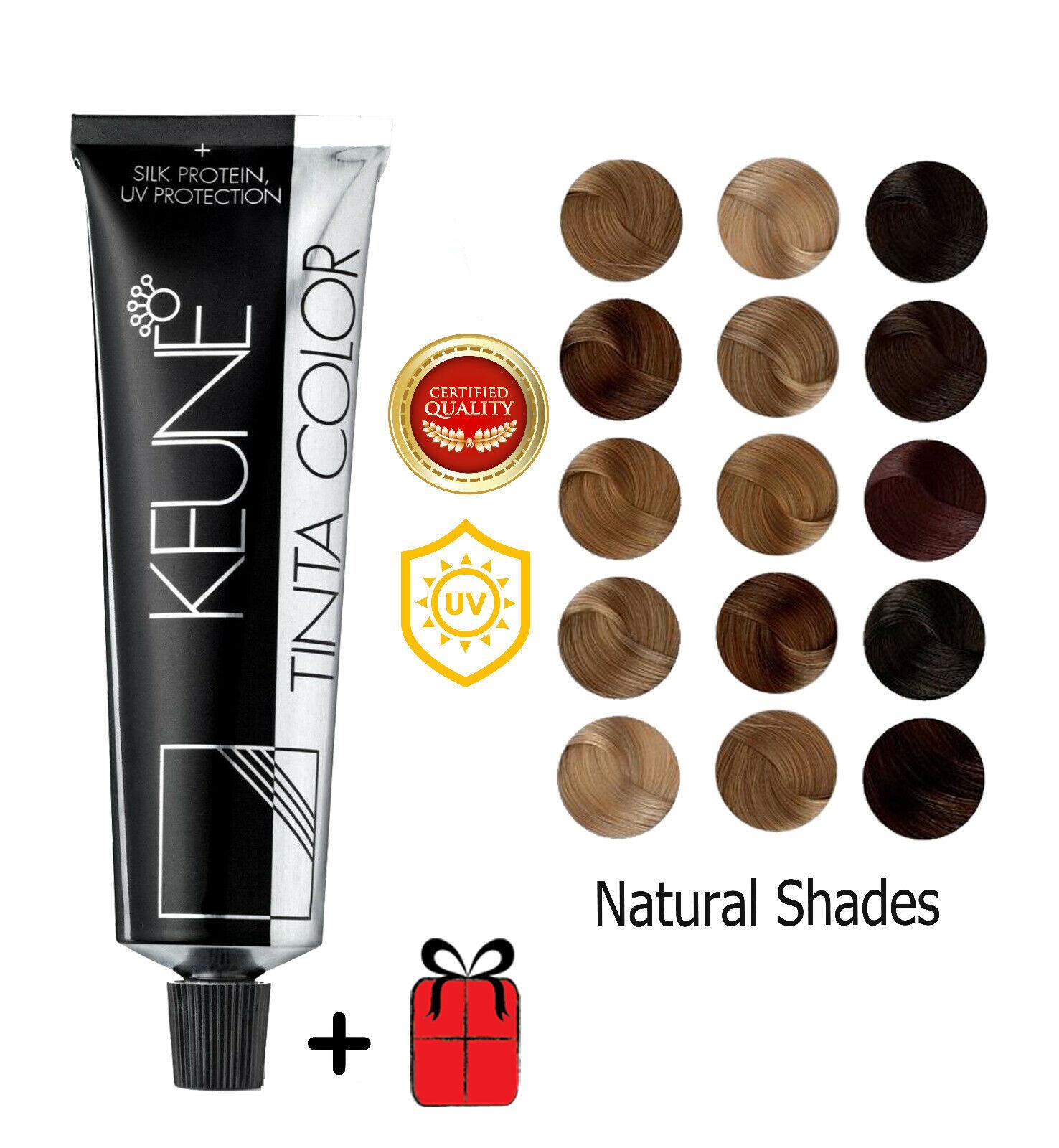 Keune TINTA Color Permanent Hair Color 3 Dark Brown 60ml Tube