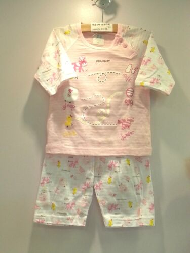KOREA Chummy sleepwear Friends Pajama Set for Girl