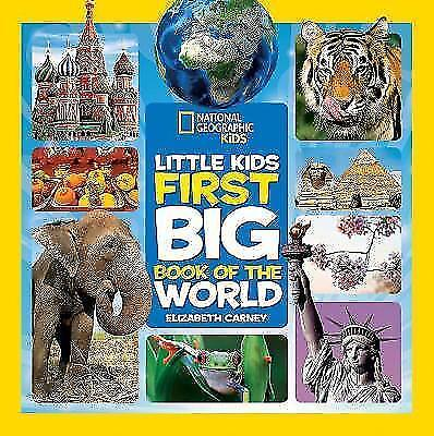 Little Kids First Big Book of the World (First Big Book) by National Geographic