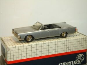 Lincoln-Continental-Convertible-1965-Century-14-France-in-Box-34303