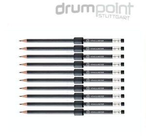 10-Stueck-Koenig-und-Meyer-K-amp-M-16099-Bleistift-mit-Magnet-MagnetPen-SPARPACK