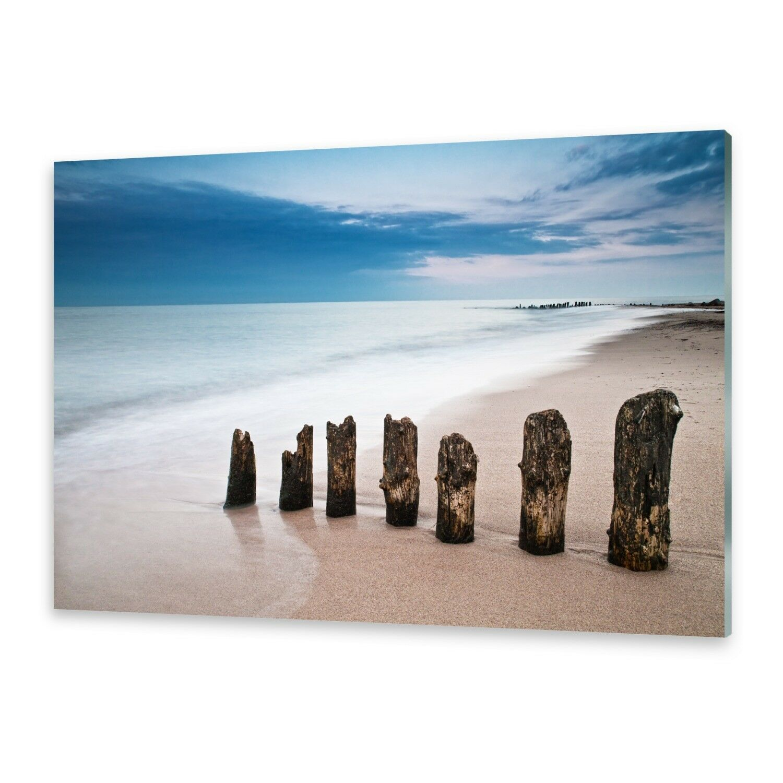 Acrylglasbilder Wandbild aus Plexiglas® Bild Am Ufer