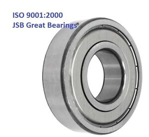 (Qty.20) 608-ZZ two side metal shield bearing 608 2Z ball bearings 608 ZZ 608-2Z