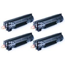 4PK CRG128 Black Toner Cartridge for Canon ImageClass MF4550d MF4570dn MF4880dw