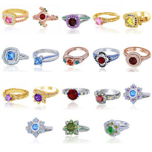 image is loading multi color disney princess engagement amp wedding ring - Disney Princess Wedding Rings