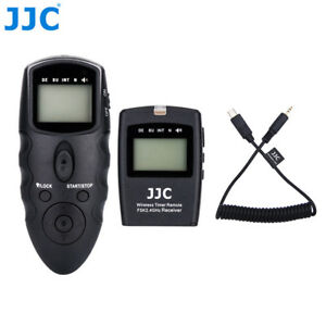 Details about Wireless Timer Remote Control for Sony A7 III II A7S II A7R  II A6500 A6400 A6300