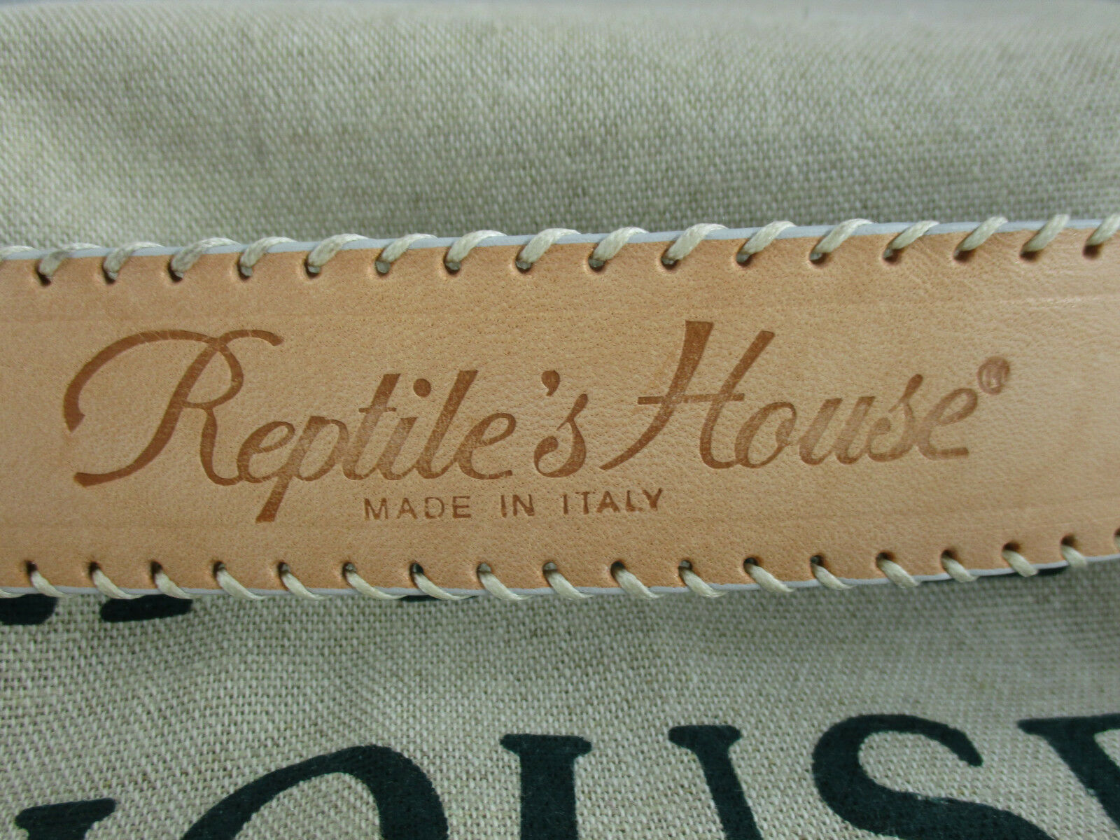 Reptile's House House House Original Leguan  Gürtel mit Schliesse Damengürtel neu RHGE-08   | Üppiges Design  46d4f7