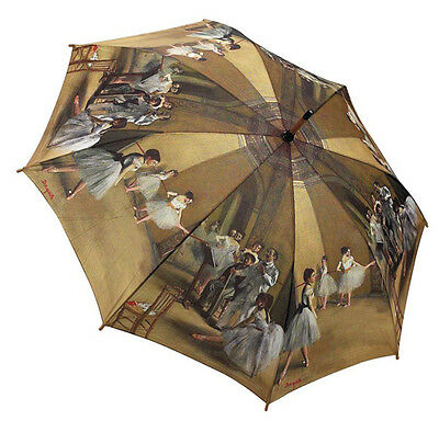 Intelligente Parapluie Edgar Degas Classe De Danse Danseuses Ballerina Danza Ombrello Ultimo Stile