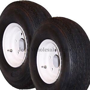 2 5 70 8 570 8 Jet Ski Pop Up Camper Boat Trailer Tires Rims Wheels