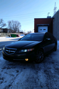 ACURA TL TYPE-S 2007 ( !! CUIR, TOIT, MAGS, ULTRA PROPRE !!)