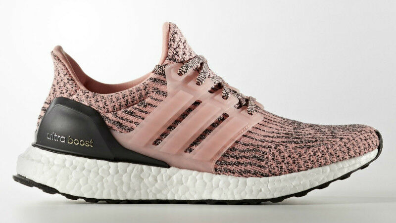 5a6aa608d2ab6 Adidas Ultra Boost W 3.0 Pink Breeze salmon size size size 9.5 S80686. NMD  primeknit dca46a