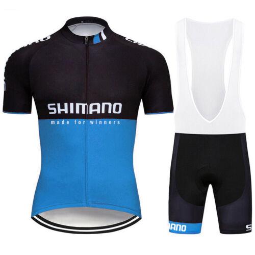 Cycling Jacket Jersey Short Bicycle MTB Biking Motocross Shirt Team Bib Clothing