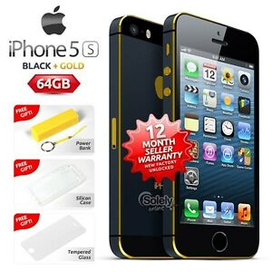 iphone 5s 64gb unlocked factory unlocked apple iphone 5s black gold limited 5361