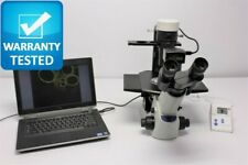 Olympus Ckx53 Inverted Fluorescence Led Phase Contrast Microscope