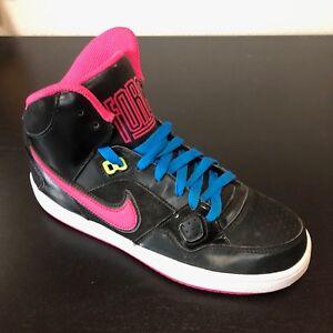 5 Midgs ni Of 5y Nike Force de o Tama Rosa 5 negro Zapatos Son Mujer as las 4 Retro 7Unntx