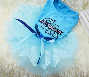Pet-Cat-Dog-Lace-Bow-Tutu-Princess-Skirt-Dress-Puppy-Costume-Apparel-Clothes
