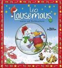 Leo Lausemaus wartet auf Weihnachten mit CD von Marco Campanella und Anna Casalis (2010, Gebundene Ausgabe)
