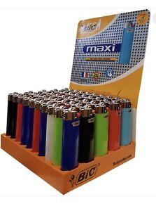 Bic Lighter J26 50 LARGE MAXI BIC Lighters
