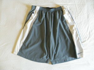 a808f1512beb Image is loading NIKE-BASKETBALL-SHORTS-SIZE-2XL-FIT-DRY-GRAY-