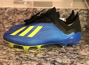 quality design cf564 b5fd5 Image is loading Adidas-X-Energy-Mode-18-1-FG-Soccer-