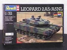REVELL #03187 1/72 LEOPARD 2A5/A5NL TANK OPEN/FSI