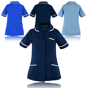 Nursing Healthcare Tunic Dentist Hospitality Carers Therapist Maid Nurse Uniform