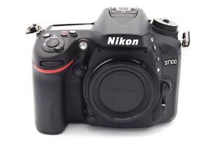 Nikon D D7100 24.1MP Digital SLR Camera - Black (Body Only) 17856441659